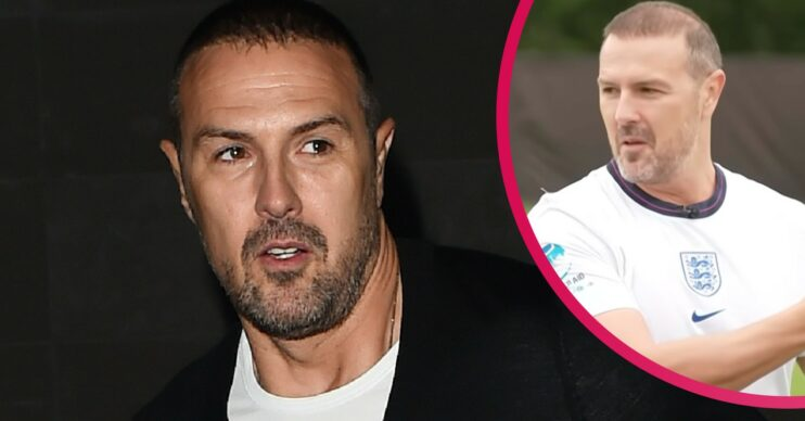 Paddy McGuinness Soccer Aid