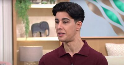 Omid Scobie appears on This Morning