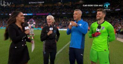 Soccer Aid Robbie William