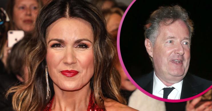 Susanna Reid dismisses Piers Morgan return