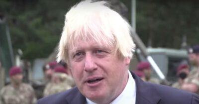 Boris Johnson is the Prime Minister
