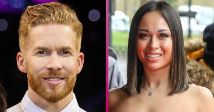 Strictly Come Dancing: Neil Jones and Katya Jones