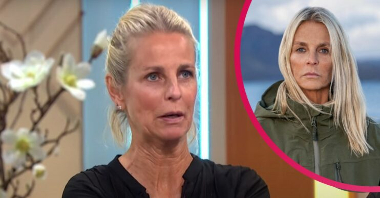 Ulrika Jonsson is taking part in Celebrity SAS: Who Dares Wins