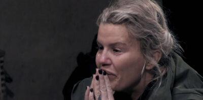 Kerry Katona on Celebrity SAS Who Dares Wins