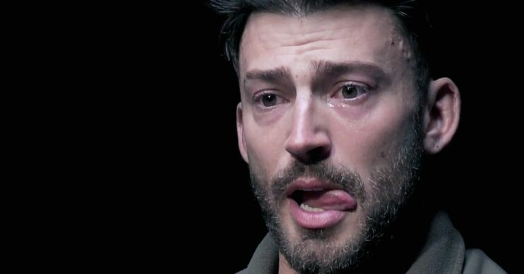 Jake Quickenden on Celebrity SAS: Who Dares Wins opened up about grief