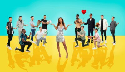 Ready to Mingle contestants for ITV2 show