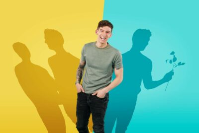 ITV2 Ready to mingle star Louis