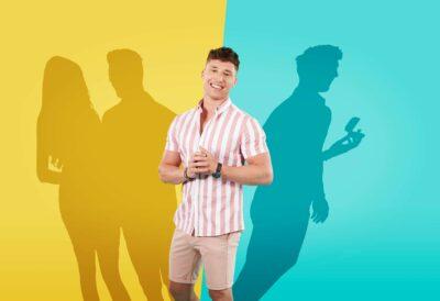 ITV2 Ready to Mingle star Chris