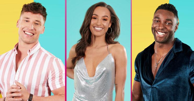 ITV2 Ready to mingle cast members