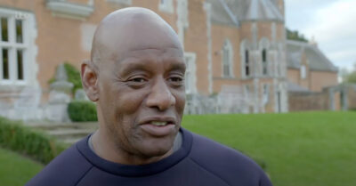 The Chase star Shaun Wallace on Chasers Road Trip