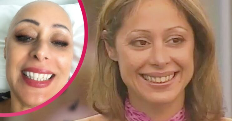 Big Brother star Becki Seddki reveals leukaemia diagnosis