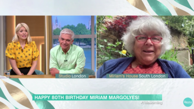 What have been Miriam Margolyes funniest moments on This Morning?