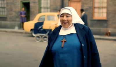 Miriam Margolyes in Call The Midwife