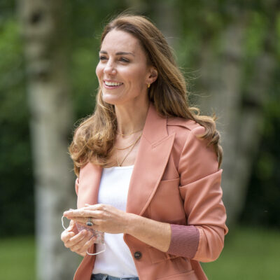 Kate Middleton will be taking daughter Princess Charlotte back to school this week