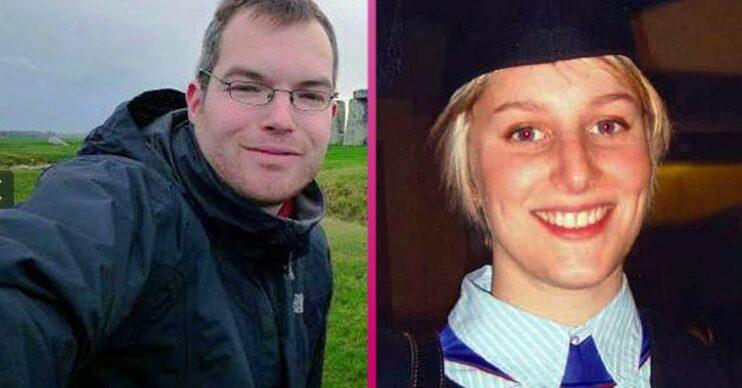 Killer Vincent Tabak and his victim Joanna Yeates