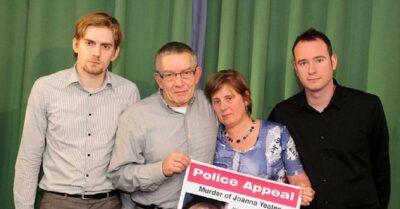 Joanna Yeates' family appeal