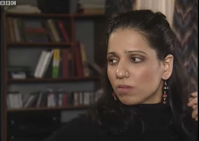 Shobu Kapoor appear in The Cleaner on BBC One but she was also Gita in EastEnders