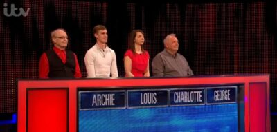 ITV The Chase features a 'royal' episode