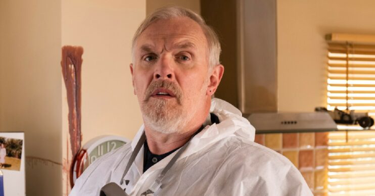 Greg Davies in The Cleaner - but how tall is he?