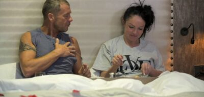 MAFS UK couples - Franky and Mariylse