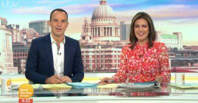Martin Lewis on Good Morning Britain