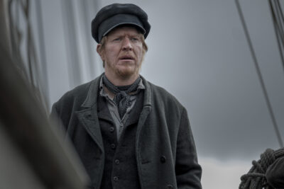 The North Water stars Sam Spruell - but who else is in the cast?