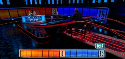 Shaun Wallace beaten by The Chase team