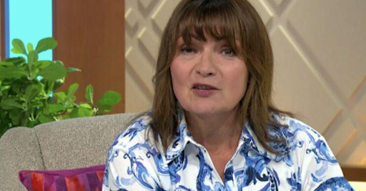 Lorraine Kelly to miss NTAs tonight
