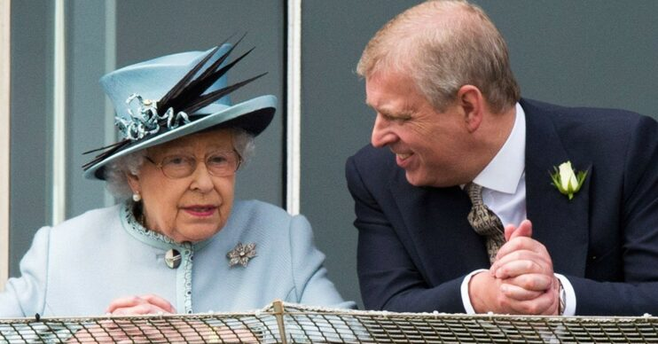 latest on prince andrew