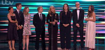 Kate Garraway wins NTAs for Finding Derek documentary about husband Derek Draper