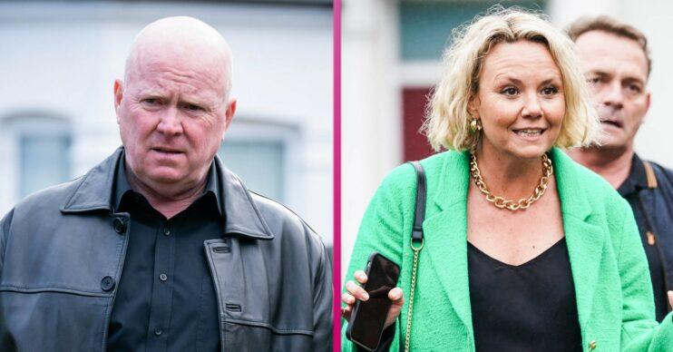 EastEnders spoilers Phil Janine