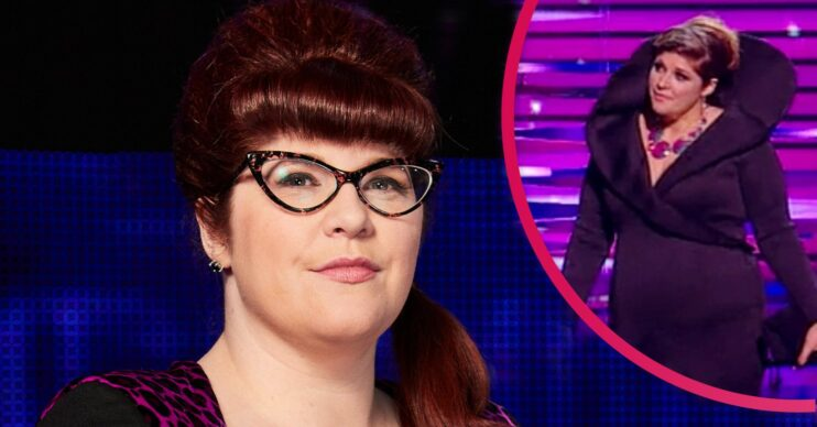 Jenny Ryan at the NTAs rocked an unusual outfit