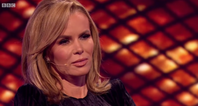 Amanda Holden teased Instagram fans with news of a second series of I Can See Your Voice