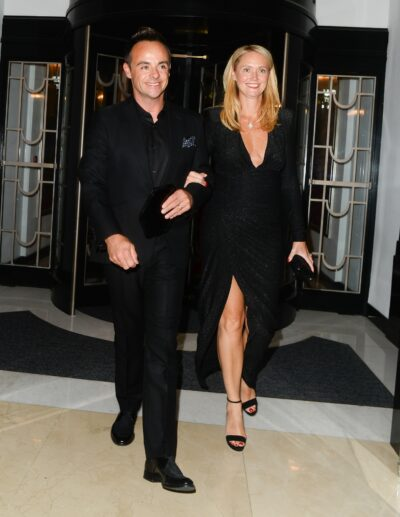 Ant McPartlin and wife Anne-Marie step out