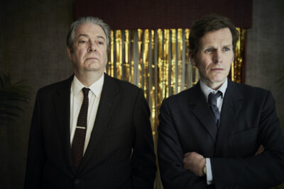 Thursday and Morse in Endeavour