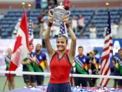 Emma Raducanu wins US Open
