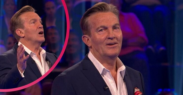 Bradley Walsh showed off a new haircut on Beat the Chasers