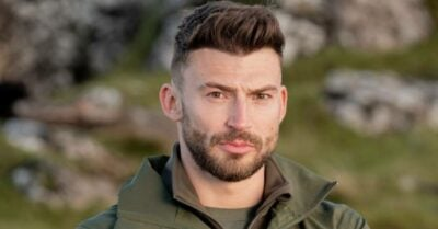 Celebrity SAS: Jake Quickenden was rushed to hospital
