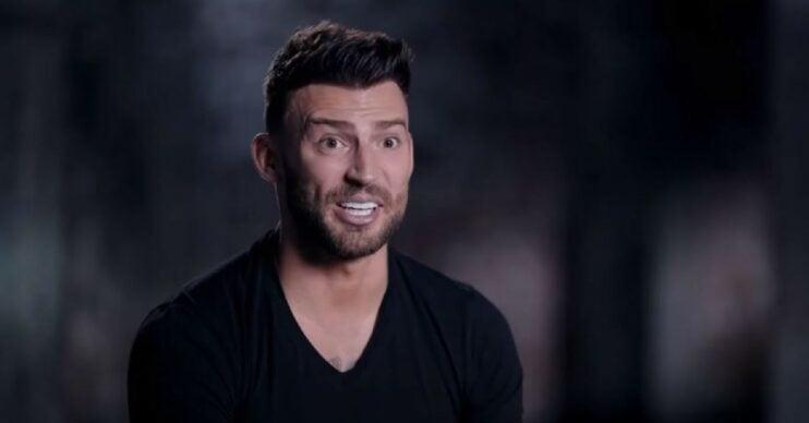 Jake Quickenden on Celebrity SAS