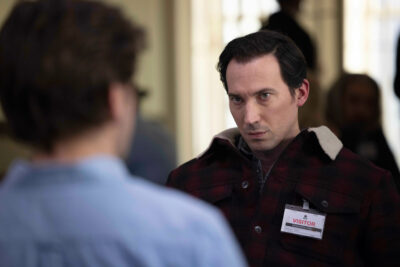 David Caves as Jack Hodgson in Silent Witness