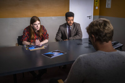 Rose Leslie in Vigil - here's our review