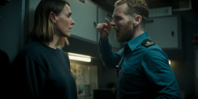 Amy and Glover in Vigil - here's our review