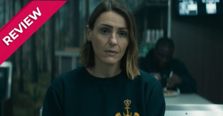Suranne Jones as DCI Amy Silva in Vigil - here's our review