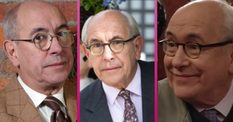 Malcolm Hebden played Norris Cole in Coronation Street
