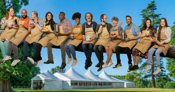 Meet the new Great British Bake Off contestants!