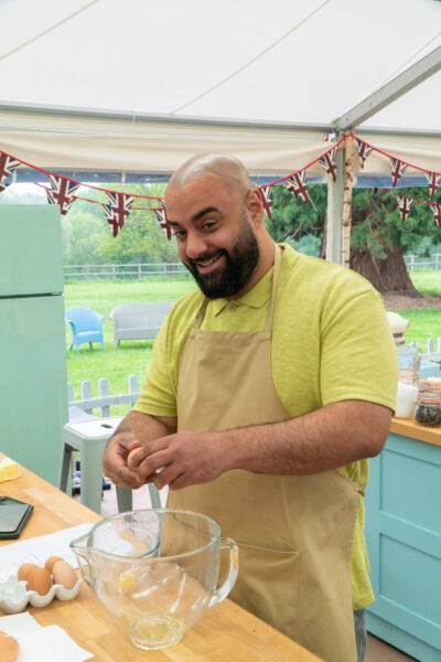 Great British Bake Off contestants - George