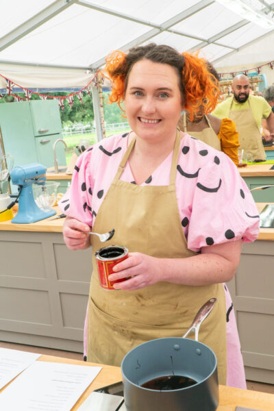 Great British Bake Off contestants - Elizabeth