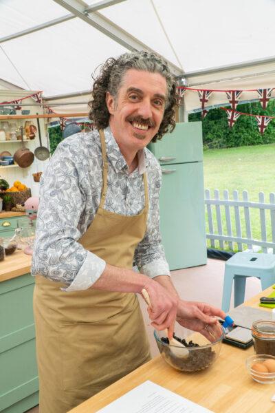 Great British Bake Off contestants - Giuseppe