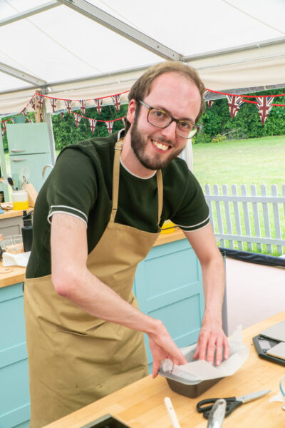 Great British Bake Off contestants - Tom