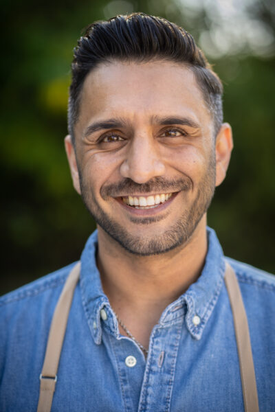 The Great British Bake Off contestants - Chirag